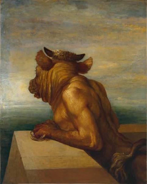 The Minotaur 1885